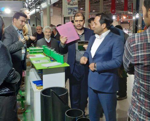 آبرسان با حضور در کاسپین زنجان